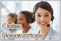 Our online reservation
